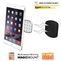 Magnetic iPad Tablet Mount Surface Wall Holder For Car Office Home