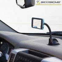 MagicMount Adjustable Magnetic Suction Car Dash Window Mount Phone Holder
