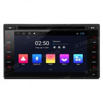 TCD601 6.2 inch Android 10 Navigation System Double Din Car DVD Player Universally Fit