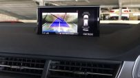 Front and Rear Camera Input for Audi with MIB 8.4