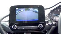 Reverse Camera Integration Kit for Ford Vehicles with a Tablet Style Screen (4 icons) Without Navigation