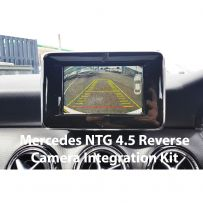Front and Rear Camera Integration Kit for Mercedes A B C CLA CLS E Class ML NTG 4.5