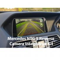 Front and Rear Camera Input for Mercedes with NTG 5 System