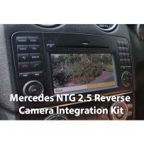 Reverse Camera Integration Kit for Mercedes ML / VITO / R class / SL / GL / E class / B class / CLS with NTG 2.5