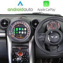 Wireless Apple CarPlay and Android Auto Interface for BMW Mini 2010-2016 CIC System