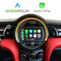 Wireless Apple CarPlay Android AutoNavigation Camera Interface For BMW MINI F55/F56 2015-2019 NBT EVO