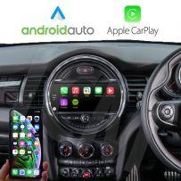 Wireless AppleCarPlay Android AutoNavigation Camera Interfacefor BMW MINIF55/F56 2013-2017 NBT