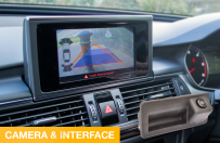 Audi 3G & MM0701 Camera Interface Package
