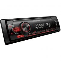 Pioneer MVH-S120UB Mechless Car Stereo RDS Tuner with USB and AUX
