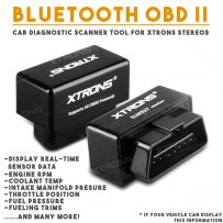 OBD2 CarStereo Auto BT Diagnostic Scanner Tool OBD2 CANBUS Android STEREOS