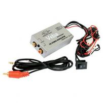 AV-FMOD01 Wired FM Modulator Aux-in for iPod iPhone MP3 CD DVD