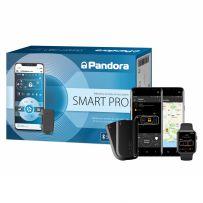 Pandora Smart Pro V3 Car, Van Alarms with Tracker, Smartphone App & Notifications, Immobiliser, Shock, Tilt and Motion sensor
