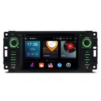 PBX60WRJ Android 10 Octa Core 4GB RAM + 64GB ROM 6.2'' Car DVD Player Multimedia Custom Fit for JEEP | DODGE | Chrysler