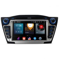 PBX7035H Car DVD Player 7'' Multimedia GPS System Android 10 Custom Fit for Hyundai IX35 / Tucson