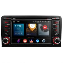 PBX70AA3 Android  7'' Car DVD Player Multimedia GPS System Custom Fit for Audi A3/S3/RS3