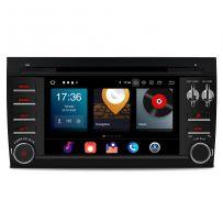 PBX70CYP Android 10 Octa Core 4GB RAM + 64GB ROM 7'' Car DVD Player Multimedia GPS System Custom Fit for Porsche