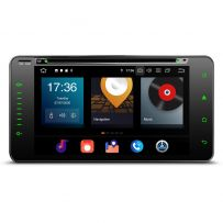 PBX70HGT Android 10 Octa Core 4GB RAM + 64GB ROM 6.95'' Car DVD Player Multimedia GPS System Custom Fit for Toyota Vehicles
