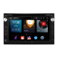 PBX70MTW Android 10 Octa Core 4GB RAM + 64GB ROM 7'' Car DVD Player Multimedia GPS System Custom Fit for Volkswagen, Seat, Skoda