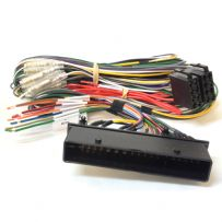 PC2-95-4 Porsche Car ISO Wiring Harness Lead
