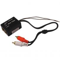 PC8-101 Audio RCA Noise Filter Suppressor Engine Interference for Car Amplifiers