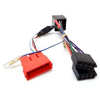 PC9-401 Audi Bose Active System Car ISO Wiring Harness Lead
