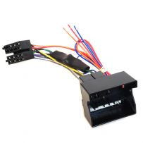PC9-417 Audi Car ISO Wiring Harness for Rear Active Speaker System