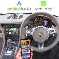 Wireless Apple CarPlay Android Auto for Porsche CDR 31 2010-2017 Macan Boxster Cayenne Cayman 911