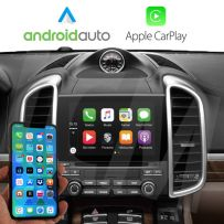 Wireless Apple CarPlay Android Auto forPorsche Pcm 3.1 Macan Boxter CayenneCayman911 Panamera