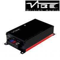 Vibe Powerblock 400.1M Class D Monoblock Car Van Bass Amplifier 800w Max / 400 RMS