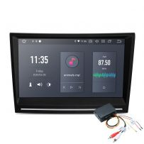 PQ80CMPL+FOBB02K 8'' Android 10 Car Stereo GPS Navigation Built-in Qualcomm Bluetooth 5.0 with aptX feature for Porsche