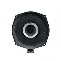 Focal (ISUB BMW-2ohm) Plug & Play Underseat Subwoofer 90w RMS for BMW 1 2 3 4 5 Series