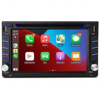 PSA60UNN 6.2'' Android Screen Car DVD BT GPS CarPlay for Nissan cars Qashqai Xtrail Navara