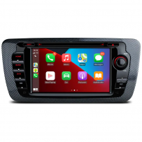 PSA70IBS 7'' Android 10 HD Screen Car DVD PLAYER with built-in CarPlay for Seat Ibiza MK4/6J 2009-2013