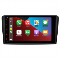 PSA80A3AL 8'' Android 10 HD Screen Multifunctional Android Car Stereo with CarPlay Custom Fit for Audi