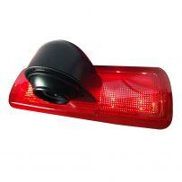 LED Brake Light Rear View Parking Van Reverse Camera For Vauxhall Renault Trafic
