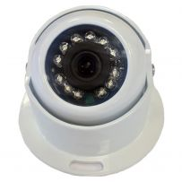 CCTV 12/24V Night Vision Dome Camera 120 Degree View For Cars Bus Taxi Coaches