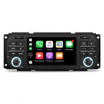 PSD50WRJL Android 10 5'' HD Multifunctional Car Stereo Custom Fit for Chrysler | Jeep | Dodge