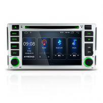 PSD60SFHX Hyundai Santa Fe 6.2'' Android 10 HD Screen Multifunctional Android Car DVD PLAYER