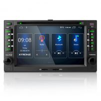 PSD60UNK Kia 6.2'' Android 10 HD Screen Multifunctional Car DVD PLAYER with Full RCA Output Built-in DSP
