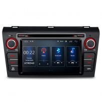 PSD70M3M 7'' Android 10 HD Screen Multifunctional Android Car Stereo For Mazda 3 (2004-2009)