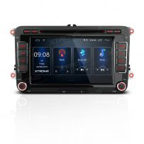 PSD70MTV Volkswagen, Seat, Skoda 7'' Android 10 HD Screen Multimedia Car DVD PLAYER with Full RCA Output Built-in DSP