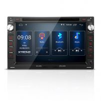 PSD70MTW Volkswagen, SEAT, SKODA 7'' Android 10 HD Screen Multifunctional Android Car DVD PLAYER with Output Built-in DSP