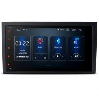 PSD80A4AL 8'' Android 10 HD Screen Multifunctional Android Car Stereo with Full RCA Output Built-in DSP Custom Fit for Audi