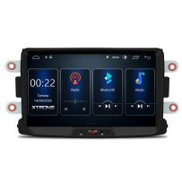 PSD80DCRL 8'' Android 10 HD Screen Multifunctional Android Car Stereo Custom Fit for Dacia & Renault