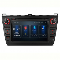PSD80M6M 8'' Android 10 HD Screen Car Stereo Multimedia DVD Player Custom Fit for Mazda 6 (2008-2012)