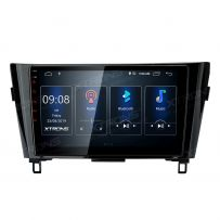 PST10XTN 10.1'' Android Navigation Multimedia Player Screen with Bluetooth USB for Nissan Qashqai, Xtrail, Rogue
