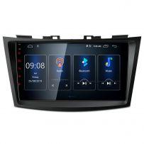 PST90SZK 9'' Android  10 IPS Screen Navigation Multimedia Player Custom Fit for SUZUKI Swift, Ertiga