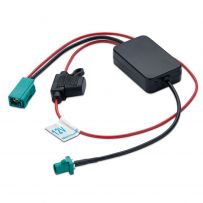 RAMP02 12V Car FM/AM Radio Signal Amplifier reception booster with FAKRA II Connector