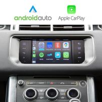 Wireless Apple CarPlay and Android Auto Interface for 2013-2016 Land Rover Range Rover L405 and Range Rover Sport L494