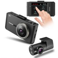 Thinkware X700-2CH Touch Screen Front & Rear Dash Cam Full HD Super Night Vision, 16GB SD Card